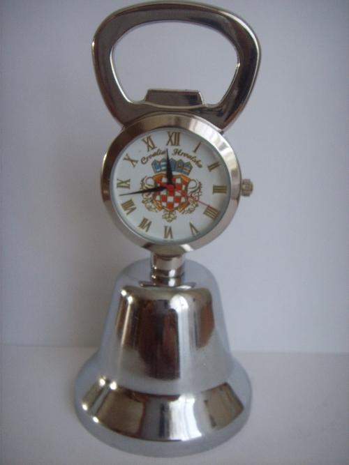 Колокольчик-часы
