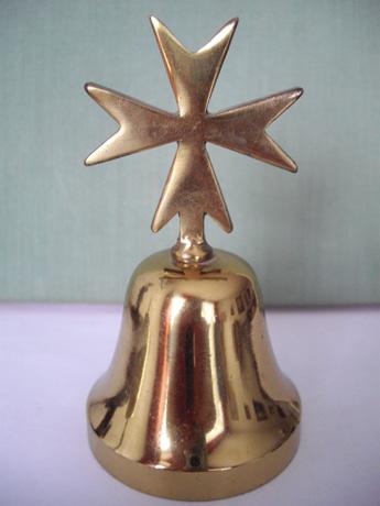 Мальтийский крест на колокольчиках