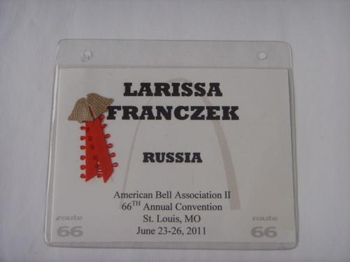 Съезд Американской колокольной ассоциации