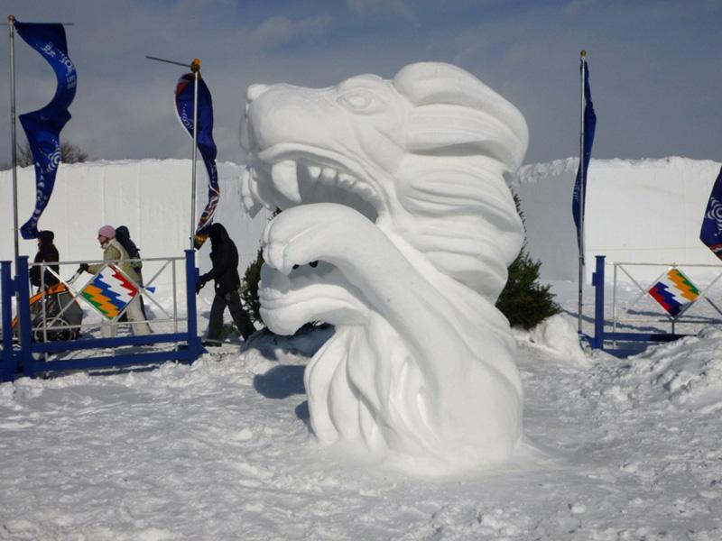 Квебек, Зимний карнавал-2012