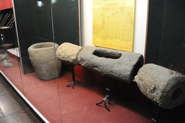 Древний каменный водопровод
