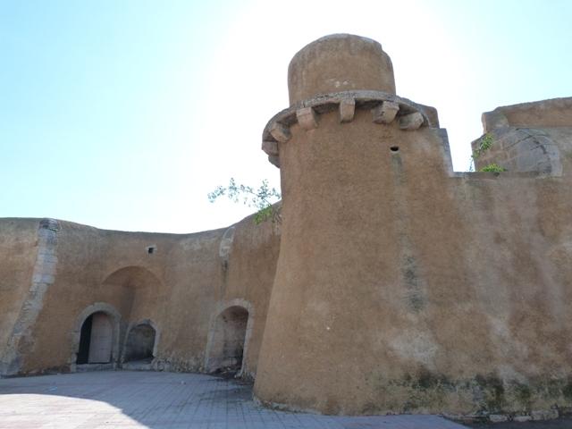 Башня бастиона Св. Антония