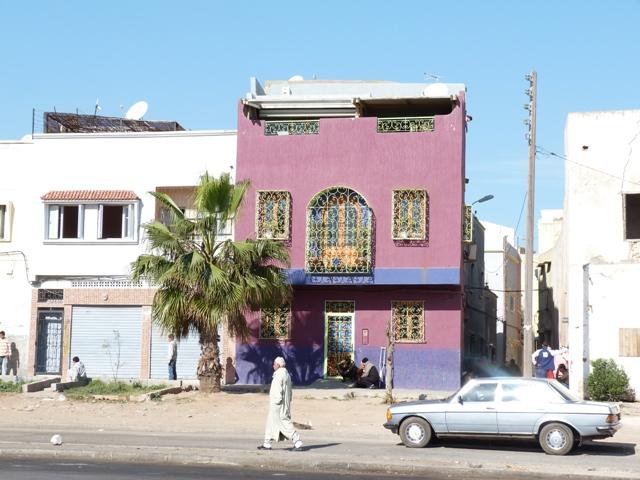 Улица Эль-Джадиды