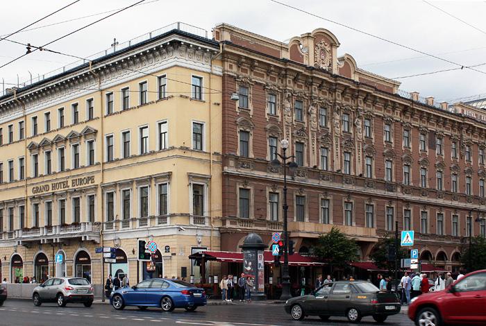 Гранд-Отель Европа