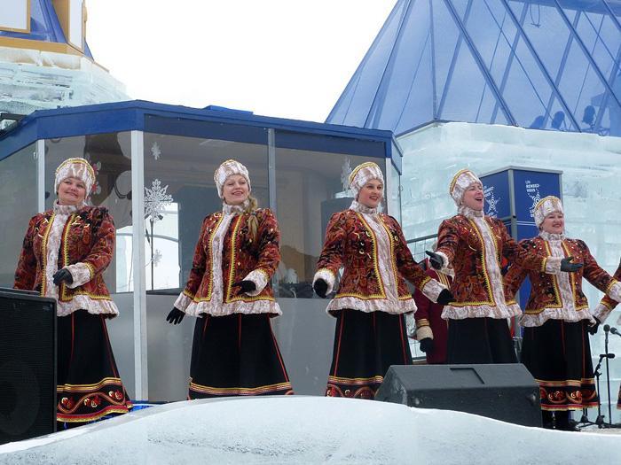 Карнавал в Квебеке