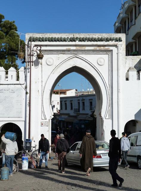 Ворота медины