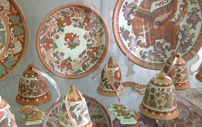 Яснополянская керамика