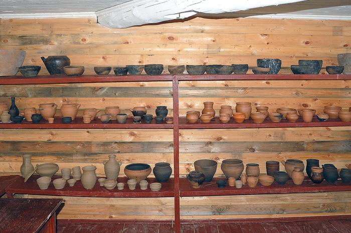 Карповская керамика