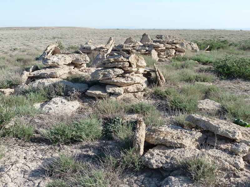 Захоронения на плато