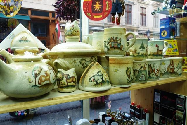 По колокольно-керамическим местам Будапешта
