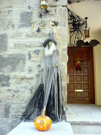 Вестмаунт. Хэллоуин