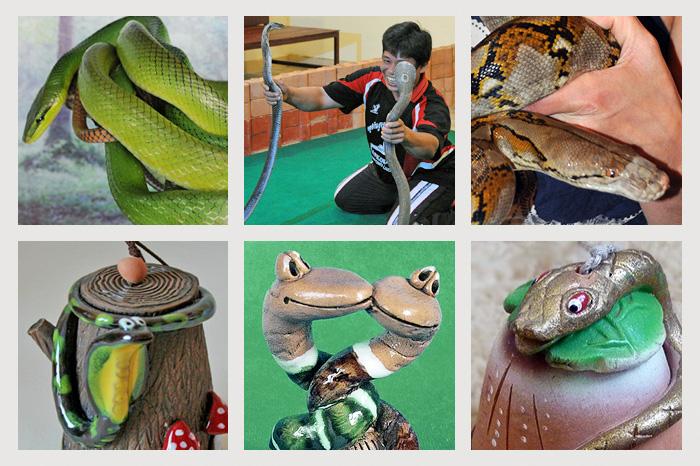 Игры со змеями