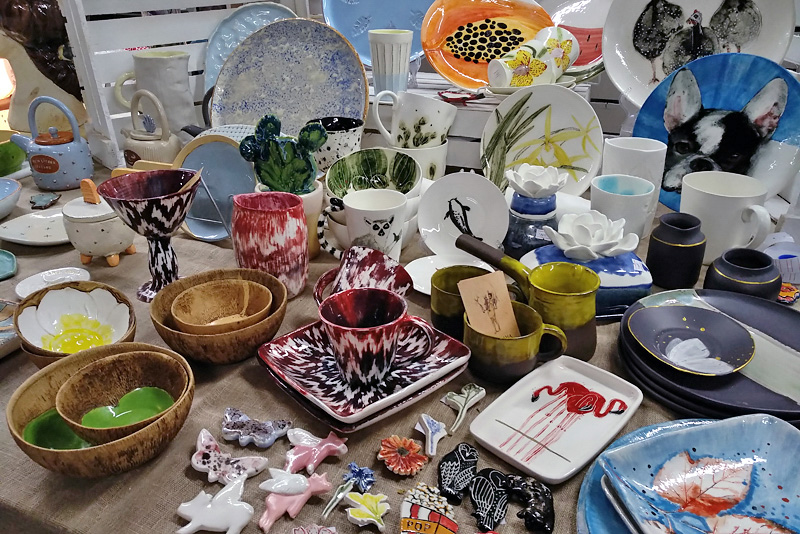 Завод Кристалл. Фестиваль керамики 4ceramics