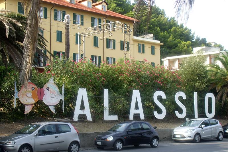 Поцелуй Алассио