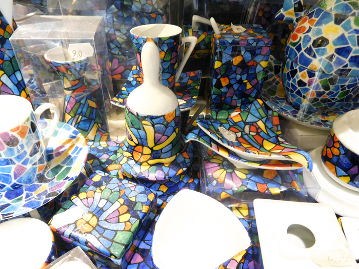 Колокольчики, керамика