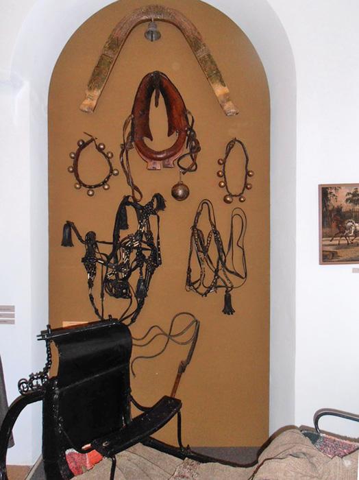 Экспонаты Музея уездного города