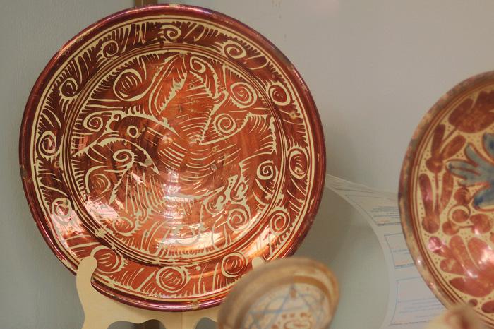 Тарелка (piatto)