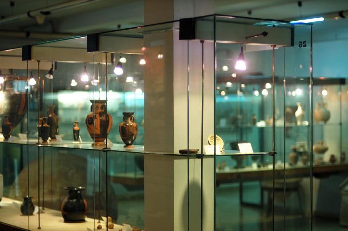 Древняя керамика
