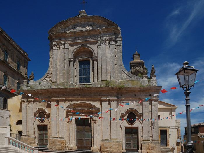 Церковь Санта Мария дель Монте