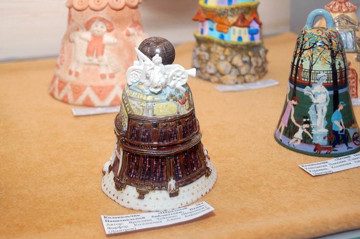 Выставка колокольчиков Любимые колокольчики