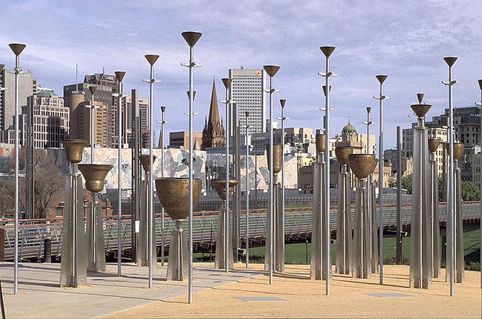 Карильон в Мельбурне