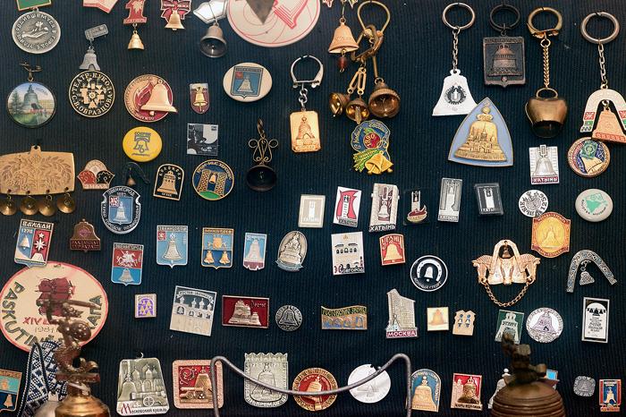 Значки с колоколами