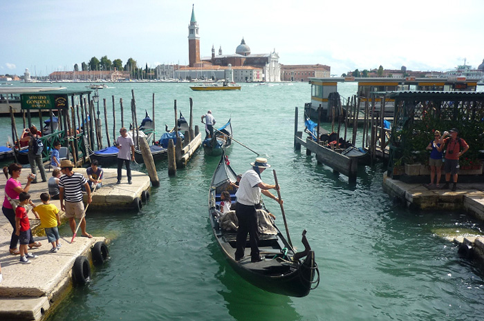 Венеция, остров Сан-Джорджо Маджоре