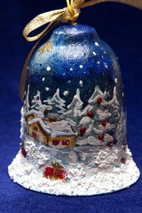 Колокольчик. Ночь перед Рождеством