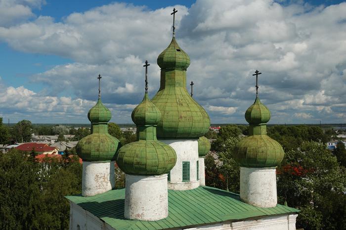 Каргополь, церковь Иоанна Предтечи