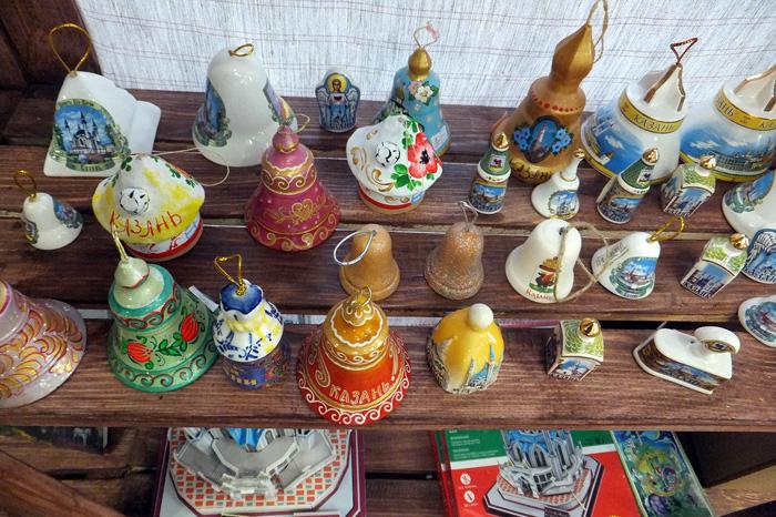 Казань. Колокольчики