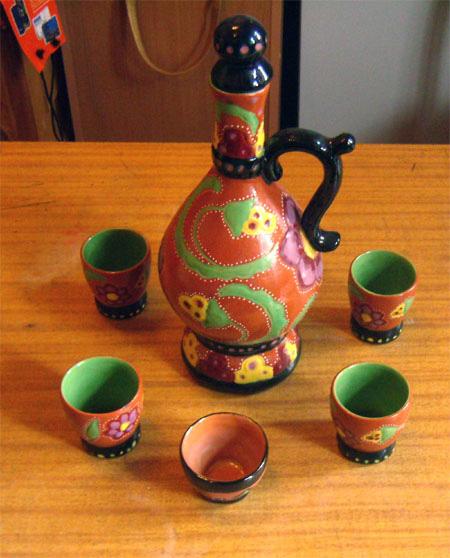 Пестречинская керамика