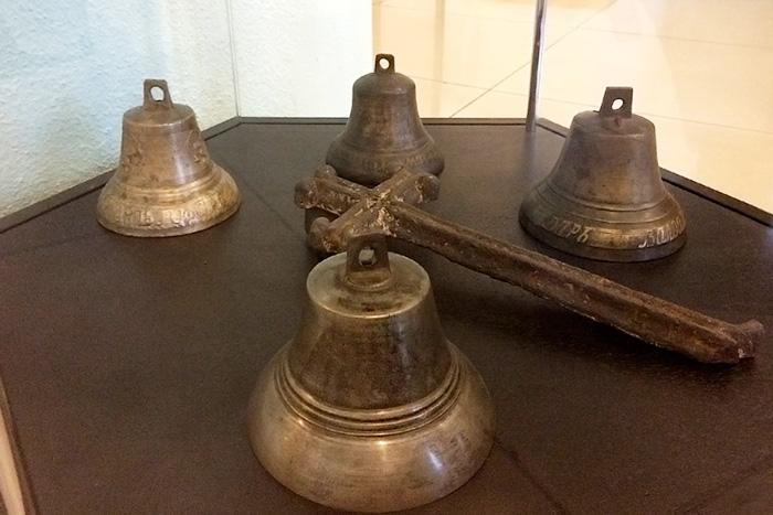 Колокольчики в музее