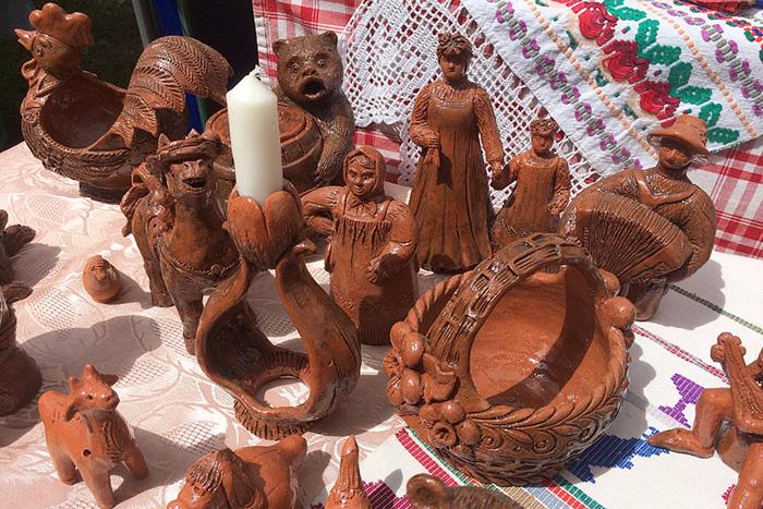 Суджанская керамика
