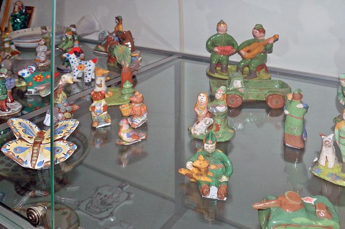 Праздник керамики в Кусково