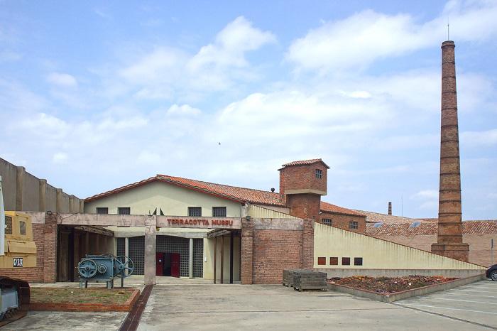 Музей керамики. Ла Бисбаль (La Bisbal d'Emporda)