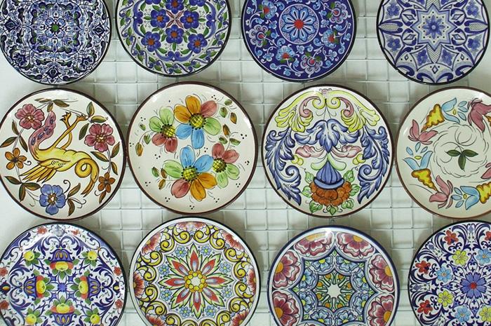 Керамика Ла Бисбаль (La Bisbal d'Emporda)