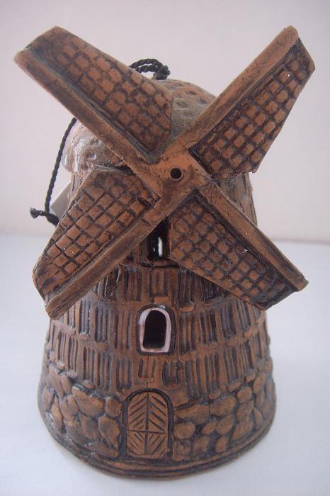 Колокольчик мельница