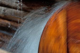 Гужовская водяная мельница на Левусозере