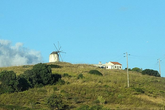 Мельницы в Португалии