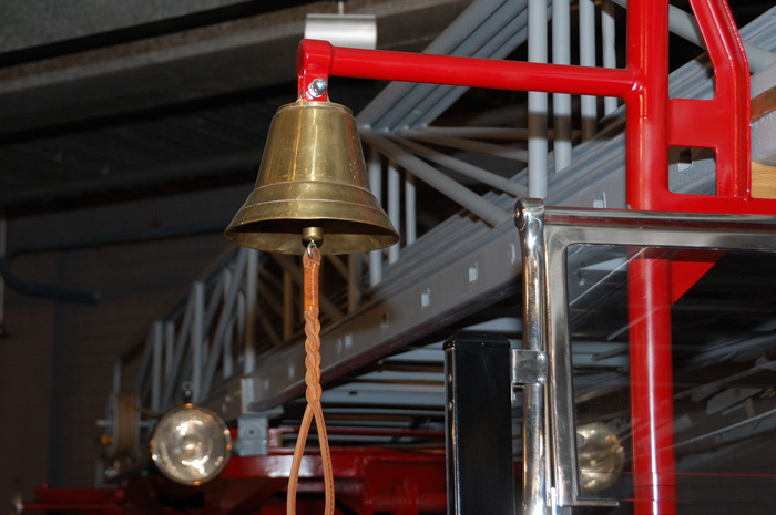 Пожарный колокол