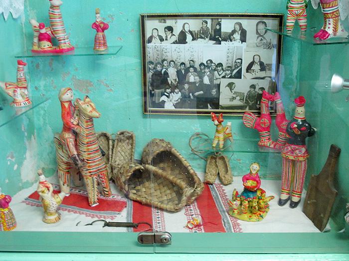 Одоев. Музей филимоновской игрушки
