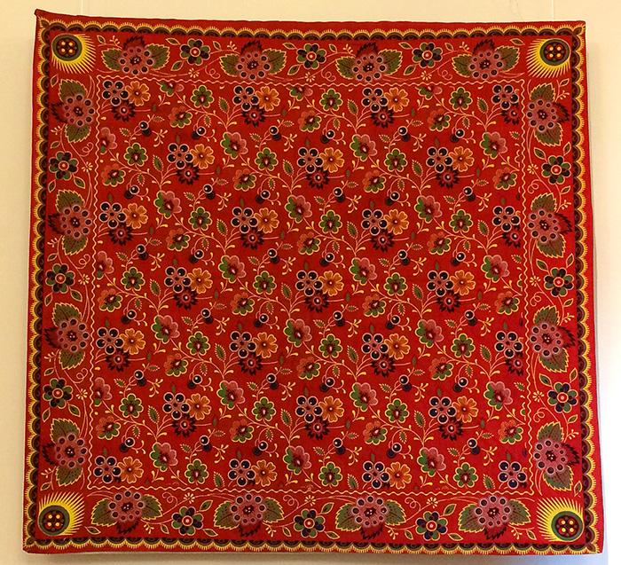 Барановские платки