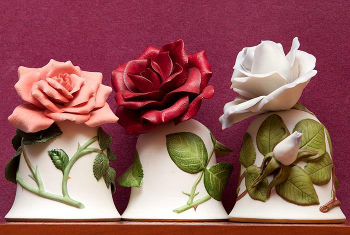 Колокольчики - розы