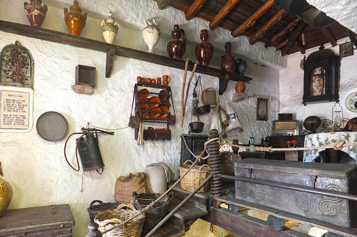 Деревня Жозе Франко, Собрейро