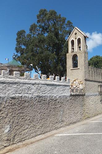 Колокол. Деревня Жозе Франко, Собрейро