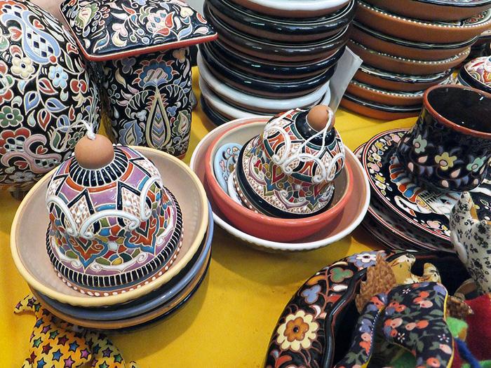 На фестивале народных промыслов Жар-птица. Крымский стиль