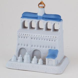 Звонница Софийского собора Новгородского кремля