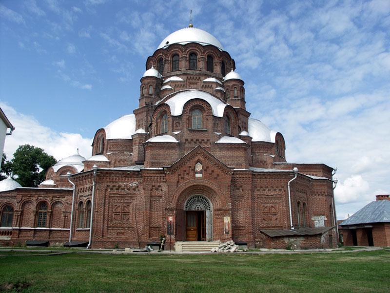Собор Богоматери Всех Скорбящих ...: www.showbell.ru/goroda/?st=sviyazhsk1