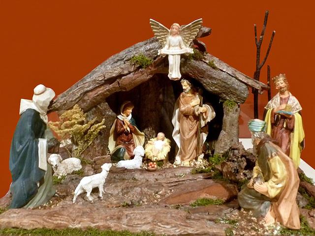 Рождественские вертепы – история, традиции, музеи и выставки | Новогодние и рождественские колокольчики